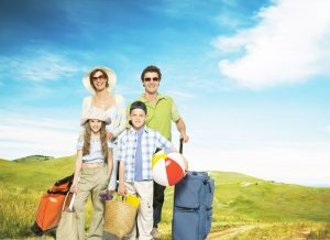 What's Led Travel and Family, Couple Travelers