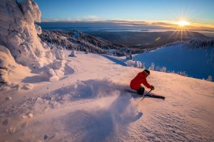 Top reasons to ski at Sun Peaks