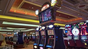 Online Slot Games – Benefits From Free Spins